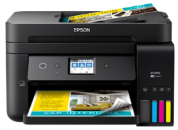 Epson ET-4750 Driver