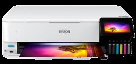 Epson ET-8550 Driver